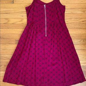 Flowy cotton dress